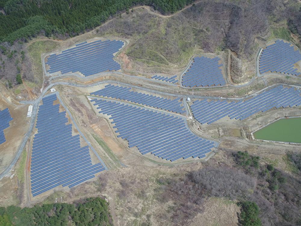外観画像:太陽光パネル設置工事【岩手県】